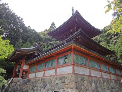 神護寺多宝塔