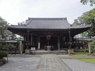 渡岸寺観音堂 本堂