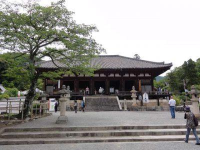 当麻寺本堂(曼荼羅堂)