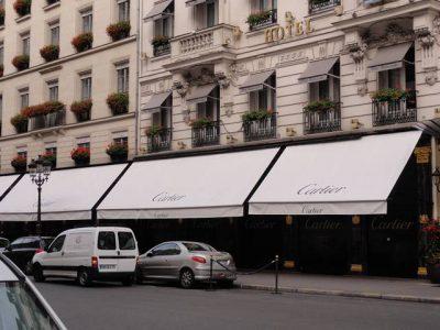 Cartier本店