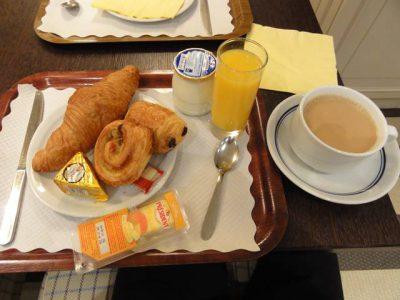 BRESCIA HOTELの朝食