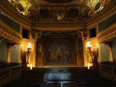マリー・アントワネットのプライベートオペラハウス