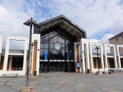 ポワシー駅