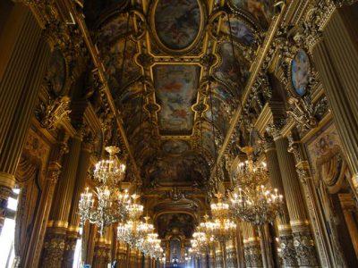 オペラ座内部その1