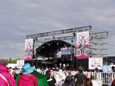 KOYABU SONIC 2011  ステージ