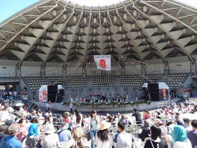 HAPPY MUSIC FESTA 2011@服部緑地