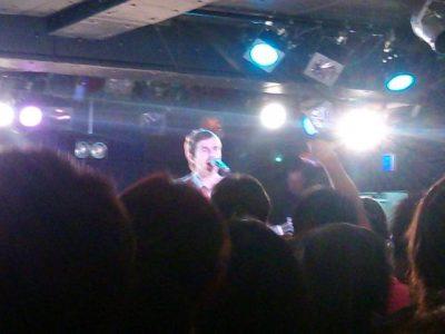 the bluetones THE FAREWELL TOUR@大阪