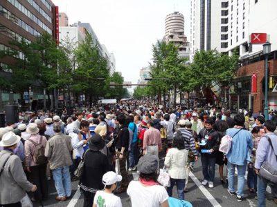 御堂筋フェスタ2012