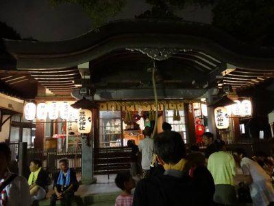 三光神社 本殿