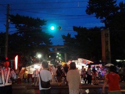 住吉大社 夏祭り
