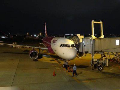 ピーチ航空160便