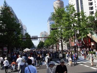 MIDOSUJI FESTA&御堂筋kappo 2013
