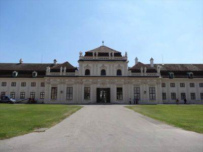 ベルベデーレ宮殿下宮