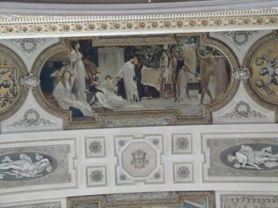 ブルク劇場の天井画