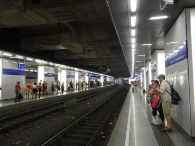 ウィーンミッテ駅