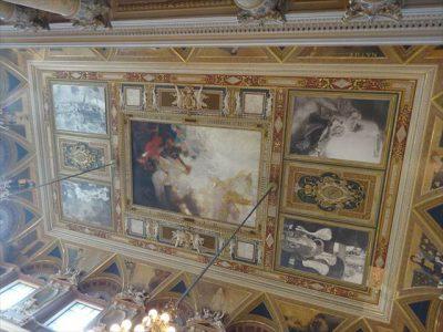 ウィーン大学大講堂の天井画