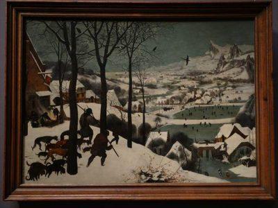 ピーテル・ブリューゲル(父) 雪中の狩人