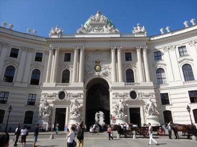 ホーフブルク宮殿