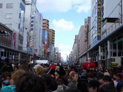 日本橋ストリートフェスタ2014