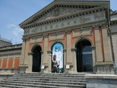 京都国立博物館 明治古都館