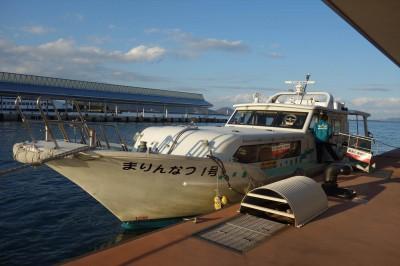 高速艇 (豊島~高松)