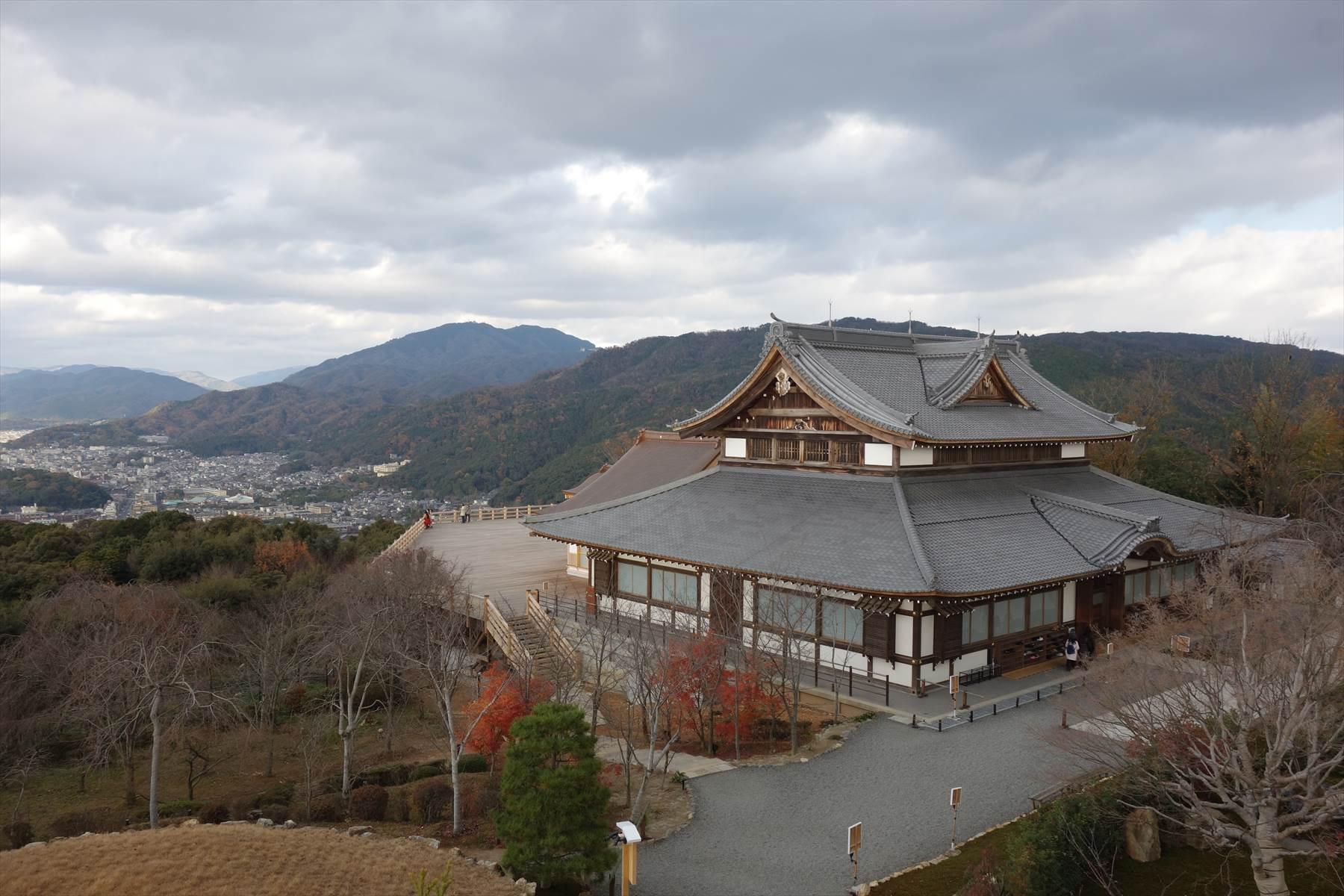 「将軍塚青蓮殿」の画像検索結果
