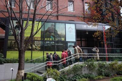 ボストン美術館 ミレー展