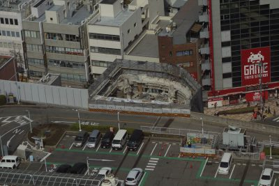 なんばCITY東ビル20150402