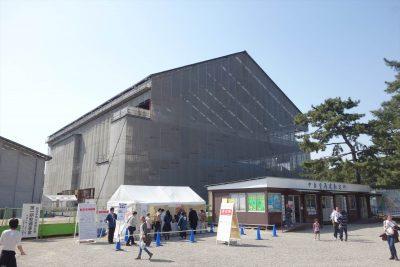興福寺 中金堂再建現場