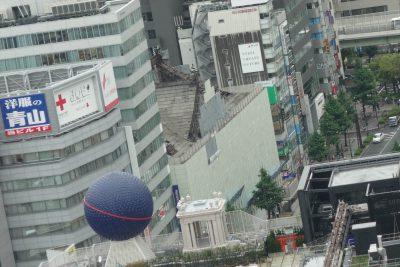 旧新歌舞伎座ビル20150626