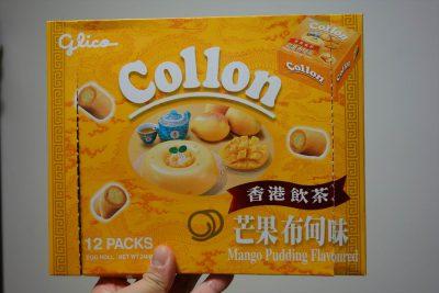 コロン マンゴープリン味