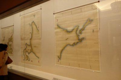 日本沿海輿地図