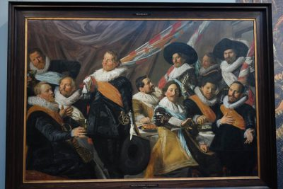 フランス・ハルスの集団肖像画