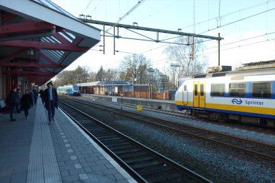 Ede-Wageningen駅