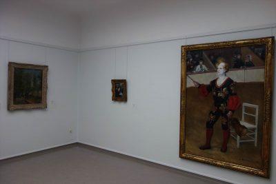 ルノアールとゴーギャンの絵