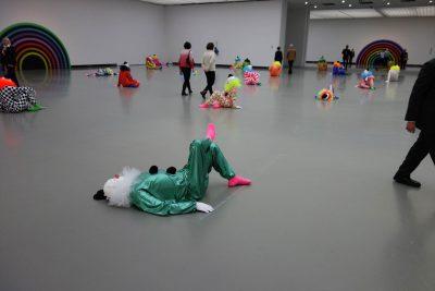 現代アート展示