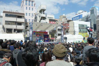 永井豪トークショー