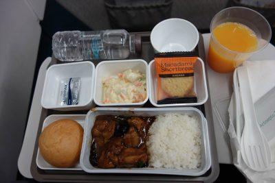 CX569便の食事