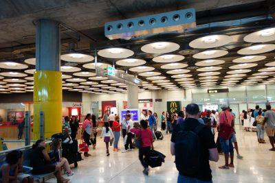 マドリッド・バラハス国際空港