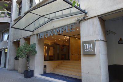 Hotel NH Eixample