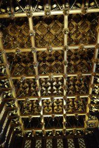 グエル邸のやり過ぎな天井