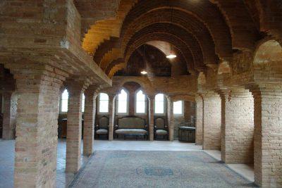 トレ・ベジェスグアルド屋根裏部屋
