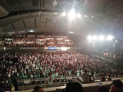 サマソニ2016大阪ソニックステージ