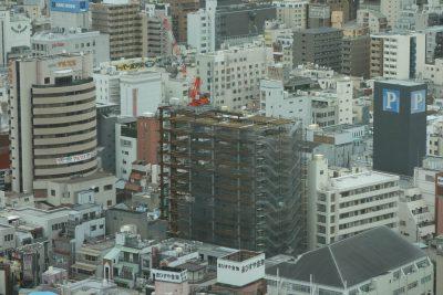 アパホテルなんば駅東20160905