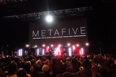 METAFVIEのライブ終演後