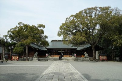 護国神社 @姫路