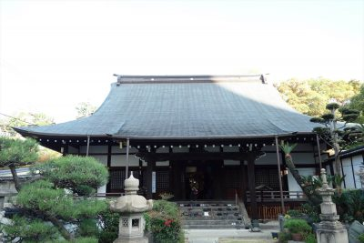 金臺寺本堂