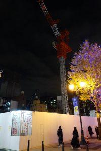 旧新歌舞伎座ビル20171127