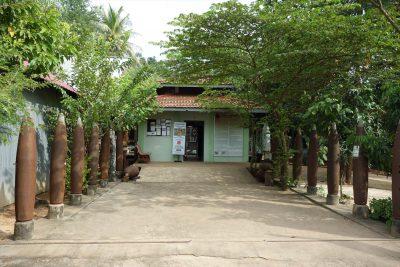 アキ・ラー地雷博物館