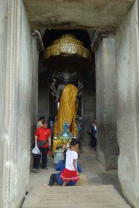ビシュヌ神像
